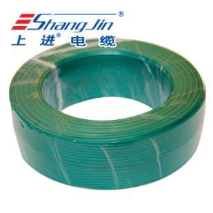 上海名牌 BV16 国标足米 CCC认证  铜芯电线 100米