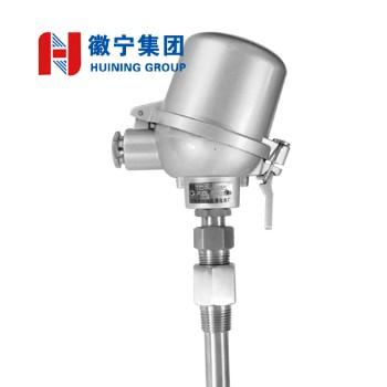 安徽徽宁双支热电阻TCHN-238 L=300mm    1/2NPT/304   可定制