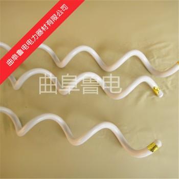 曲阜鲁电 ADSS光缆用螺旋减振器
