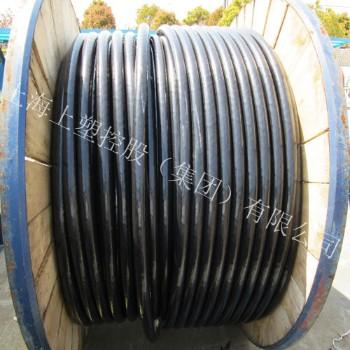上海上塑电线电缆0.6/1KV VV电力电缆 3*25+2*16