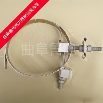 曲阜鲁电 OPGW光缆杆用引下线夹