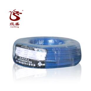 青岛通力电线蓝色 BV-2.5平方 国标正品 家装单股硬线铜芯线 包邮