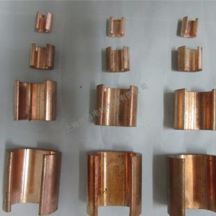 上海兴浩 C型线夹、C型铜接头(全优质电解铜)