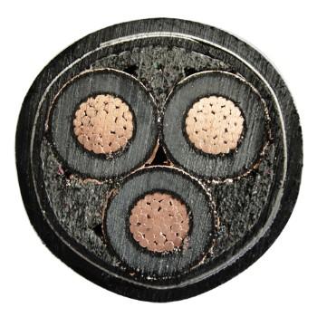 宏亮电缆YJV23 8.7/15kV中压电力电缆 3*35
