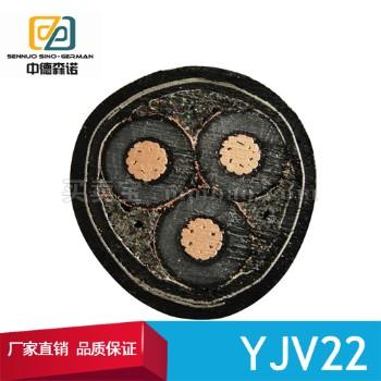 中德森诺 YJV22中压电力电缆
