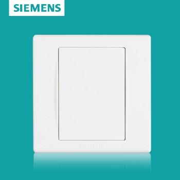 西门子开关插座面板 品宜系列 空白面板