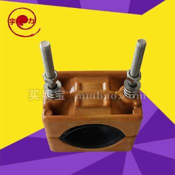无锡信夯 高强度电缆复合材料电缆夹具 BFJK/D 终端方型电缆夹具