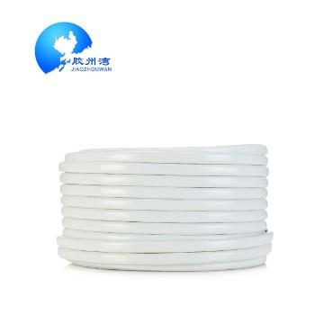 青岛海能电线电缆 BVVB 2芯2.5平方 护套线 家装电线国标电线 95米
