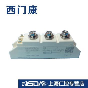 西门康 变频器设备用模块 SKKT92/16E 可控硅模块