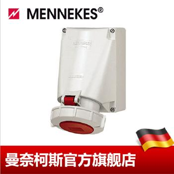 曼奈柯斯 明装插座    货号 132A 63A-6h400V~3P+E IP67