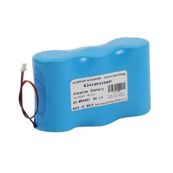 Gowone购旺 环保碱性电池组 仪器仪表 电动车 电动工具 电动玩具电池 大号  3LR20电池组 4.5V
