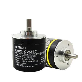 欧姆龙编码器 E6B2-CWZ6C-2000P/R