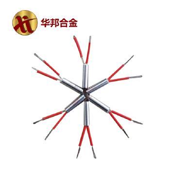 华邦电器    优质加热管 内接线单头加热管 不锈钢发热棒 模具发热管