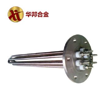 华邦电器  不锈钢法兰式热水器电加热管