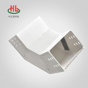华文龙铝合金槽式桥架300*100*1.5*1.2