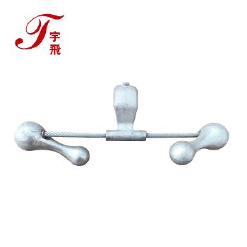 宇飞电力 电气电力金具节能型防震锤FDN