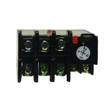 德力西电气 低压接触器;JR36-20 1.5-2.4A
