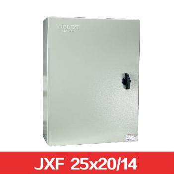 德力西电气 配电箱;JXF-2520/14