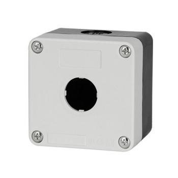 德力西电气 防溅盒;LAY5s-HZ 1孔白面盖(按钮盒)