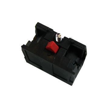 德力西电气 按钮开关;LAY5s-BE10 1NO (触点模块)