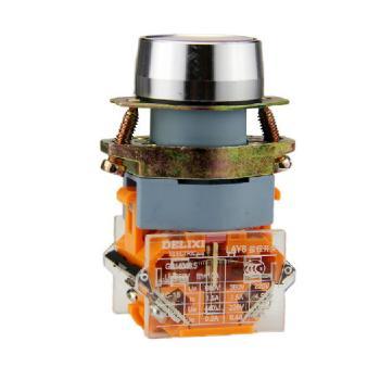 德力西电气 按钮开关;LAY8-11D AC.DC 24V 红