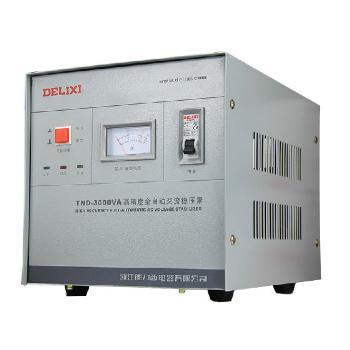 德力西电气 稳压电源;TND 3K (单相)