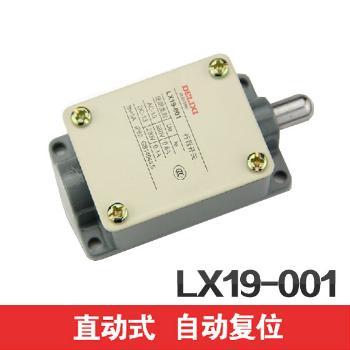 德力西电气 行程开关;LX19-001