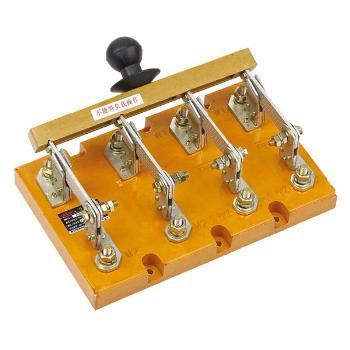 德力西电气 刀开关;HD11-200/48 胶板