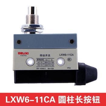德力西电气 行程开关;LXW6-11CA 短按钮型