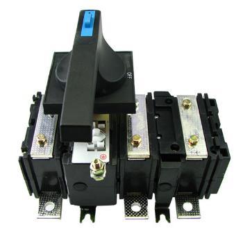 德力西电气 刀开关;HH15A-630 630A 杆加长20CM