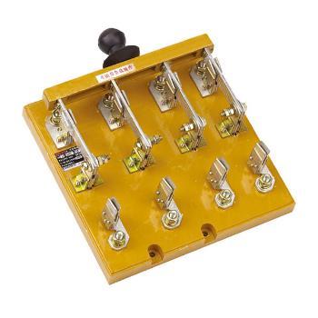 德力西电气 刀开关;HS11-400/48 胶