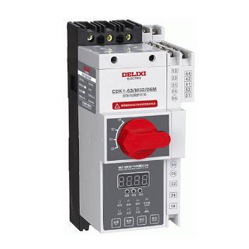 德力西电气 其他工控系统及装备;CDK1-63 10A 220V 4开2闭