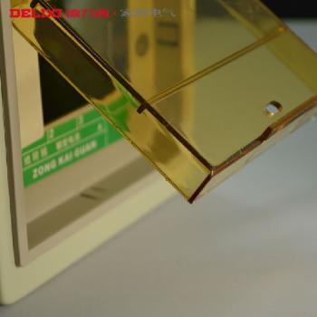 德力西电气 配电箱;CDPZ30S-20 回路 暗装式 基础型