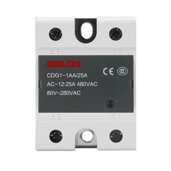 德力西电气 继电器;CDG1-1AA 20A