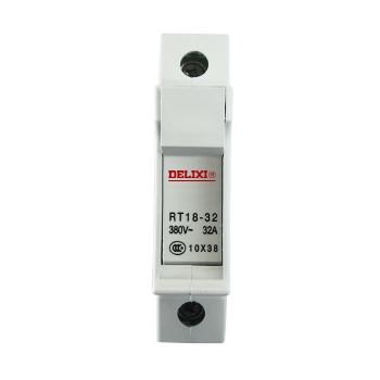 德力西电气 低压熔断器;RT18-32 座