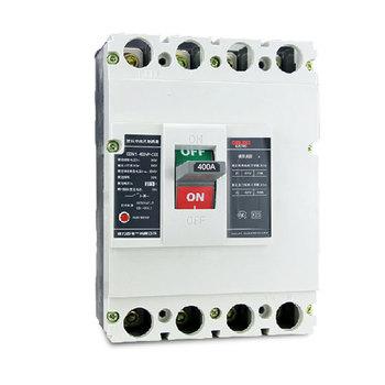 德力西电气 框架式断路器(万能式);CDM1-400M/4300 350A