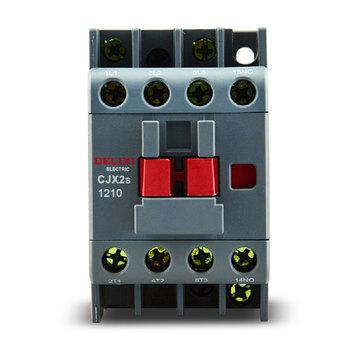 德力西电气 低压接触器;CJX2s-1210 220V/230V 50Hz