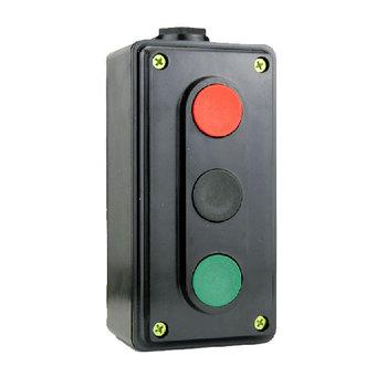 德力西电气 按钮开关;LA4-3H