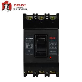 德力西电气 塑壳断路器;CDM10-100/3300 100A