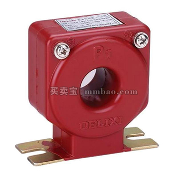 德力西电气 电流互感器;LMZ3-0.66型 0.5级 75/5 5-3.75VA