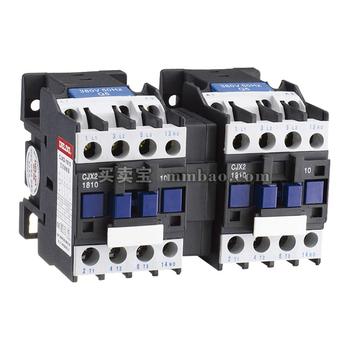 德力西电气 可逆接触器;CJX2-18N/01 可逆交流接触器 127V