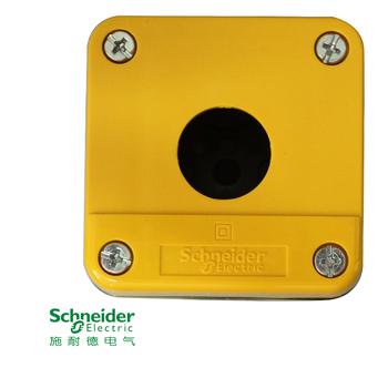 施耐德按钮盒  XALB01YC