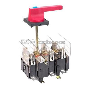 德力西电气 隔离开关熔断器组;HH15 400A 杆长500MM