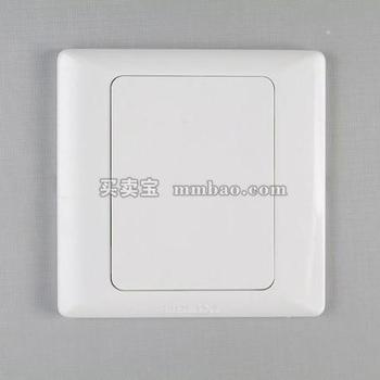德力西电工 CD200系列D86B空白面板