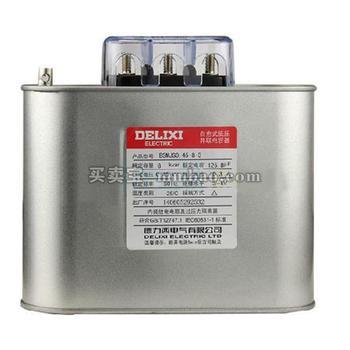 德力西 电容器;BSMJS0.75 16-3