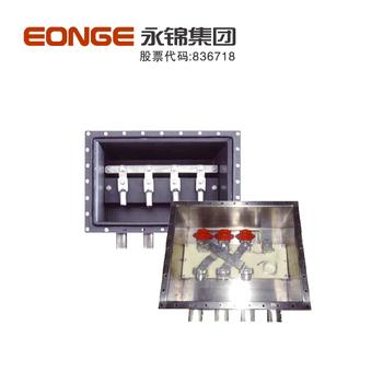 永锦电气 电缆接地箱  三相保护接地箱 35-110kv