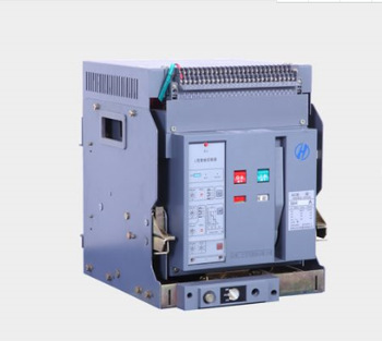 杭申电气框架断路器HSW2-2000/3P 1250A AC230V 固定式