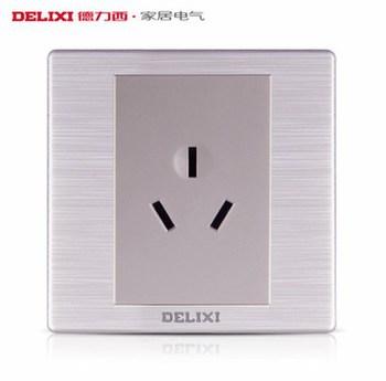 德力西电工 CD860系列 三孔16A插座