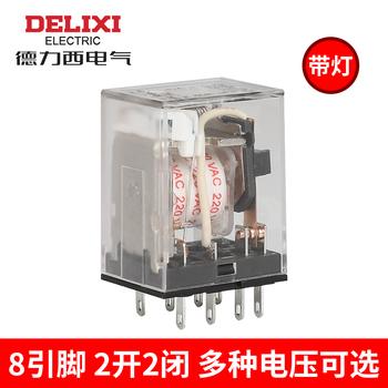 德力西接触器CDZ9-52PL (带灯)AC220V