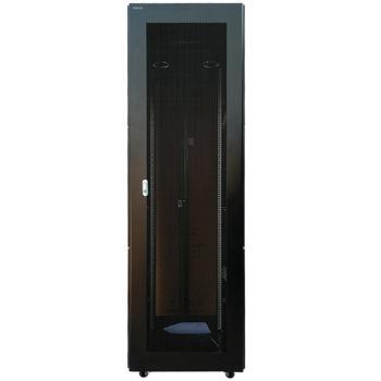 图腾(TOTEN) K3系列 服务器机柜 前后网孔门 后门双开 37U K36837